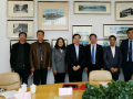 APSCO delegation visited Shanghai Jiao Tong University