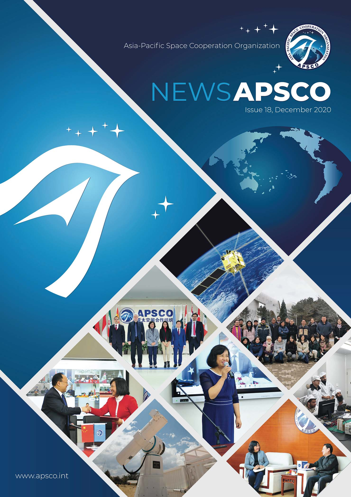 NewsAPSCO Vol.18 for year 2020 is available now